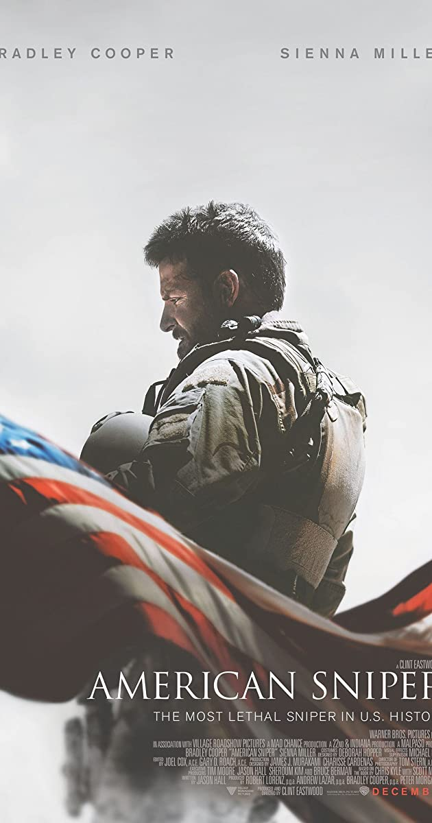 Play or Watch Movies for free American Sniper (2014)