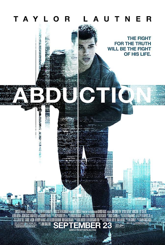 Poster film Abduction