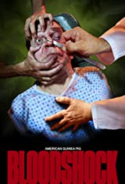 American Guinea Pig: Bloodshock Poster