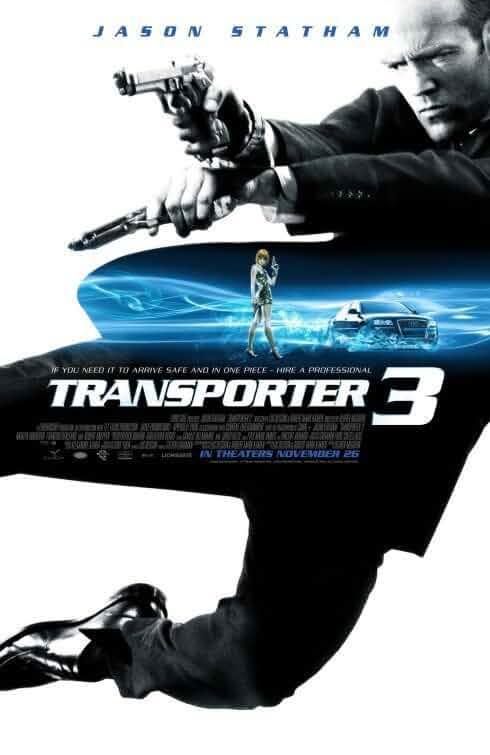 Transporter 3 | 2008 | Hindi + English | 1080p | 720p | BluRay