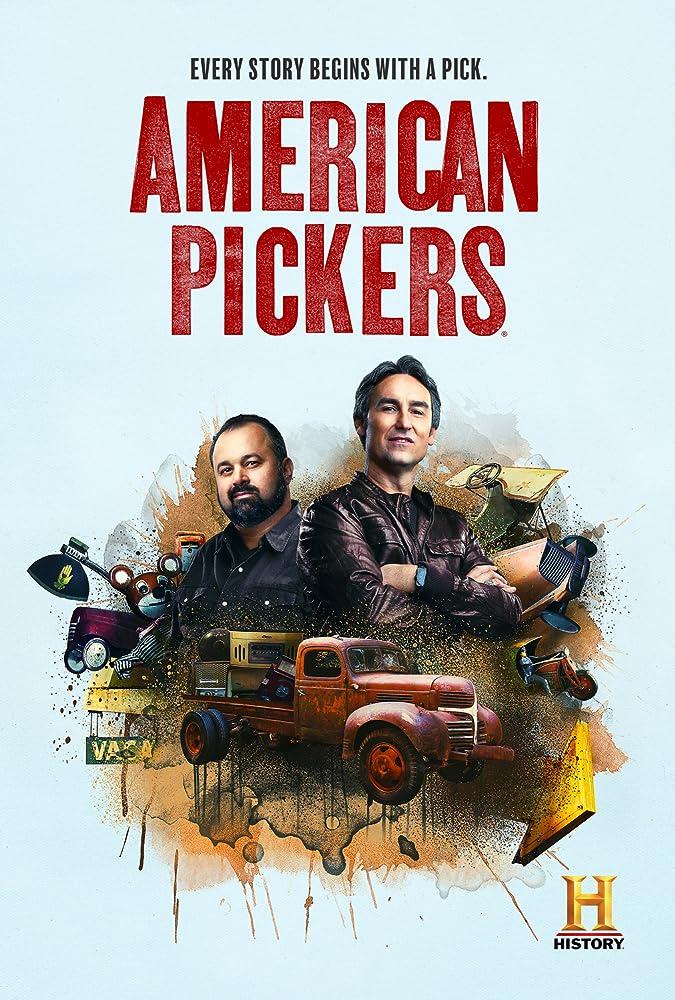 American Pickers - Season 21