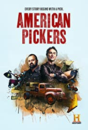 American Pickers Poster