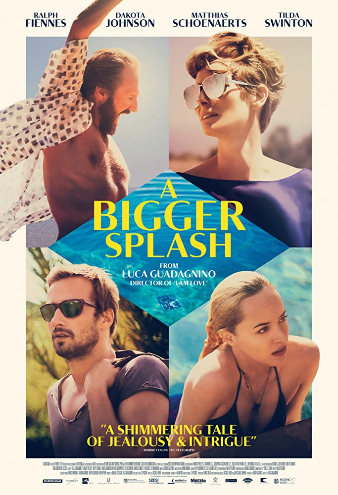 18+ A Bigger Splash 2015 English 720p BluRay 900MB Download