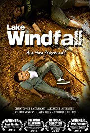 Lake Windfall Poster