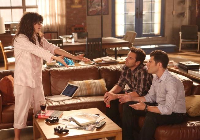 杰茜駕到第二季劇照點擊放大