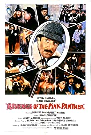 Revenge of the Pink Panther Poster
