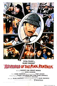 Good free downloading movie sites Revenge of the Pink Panther by Blake Edwards [720x320]
