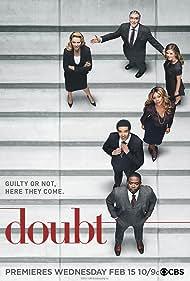 Elliott Gould, Katherine Heigl, Dulé Hill, Laverne Cox, Dreama Walker, and Kobi Libii in Doubt (2017)