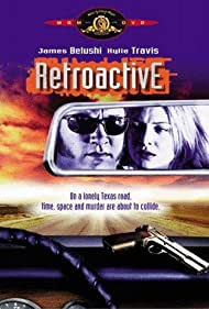 Jim Belushi and Kylie Travis in Retroactive (1997)