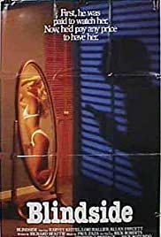 Blindside(1987) Poster - Movie Forum, Cast, Reviews