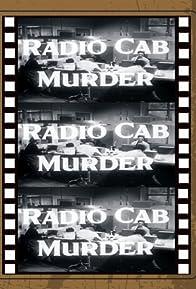 Primary photo for Radio Cab Murder