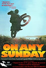 On Any Sunday (1971) Poster - Movie Forum, Cast, Reviews