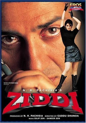 Ziddi 1997 Hindi 720p HDRip 1.1GB Download