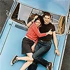 Amanda Peet and Ashton Kutcher in A Lot Like Love (2005)