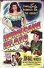 Hurricane Island (1951) Poster
