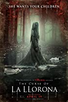 The Curse of La Llorona (2019) Poster