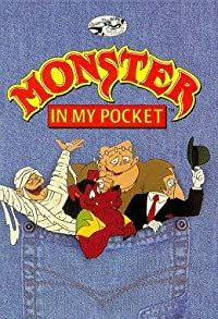 Primary photo for Monster in My Pocket: The Big Scream