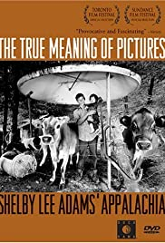 The True Meaning of Pictures: Shelby Lee Adams' Appalachia Poster