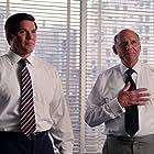 H. Richard Greene and Paul Johansson in Mad Men (2007)