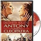 Charlton Heston and Hildegard Neil in Antony and Cleopatra (1972)