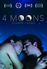 4 Moons Poster