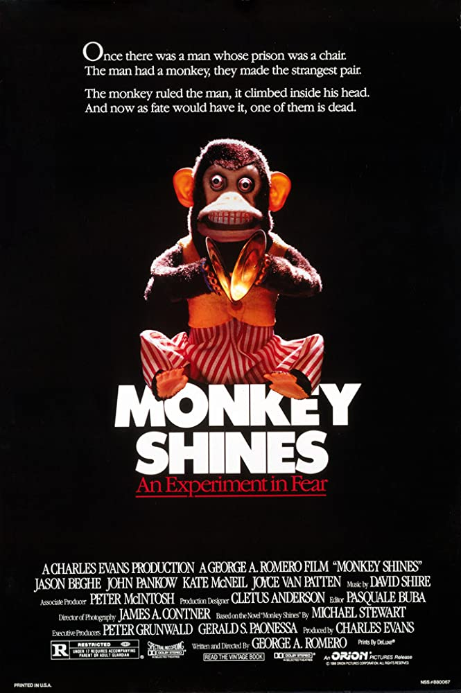 Monkey Shines (1988)