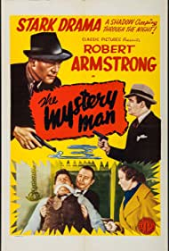Robert Armstrong, Maxine Doyle, and LeRoy Mason in The Mystery Man (1935)