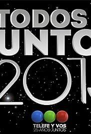 Todos juntos 2015: 25 años de Telefé Poster
