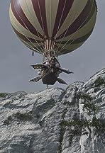Through the Air to Calais or the Wonderful Cruise of Blanchard's Balloon