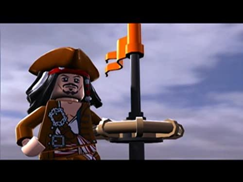 Lego: Pirates of the Caribbean The Video Game (VG)