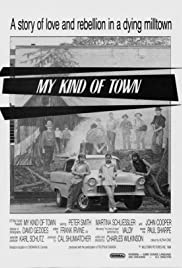 My Kind of Town Poster