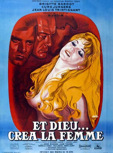 18+ And God Created Woman 1956 English Full Movie 350MB BluRay Download