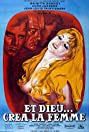 ...And God Created Woman (1956) Poster