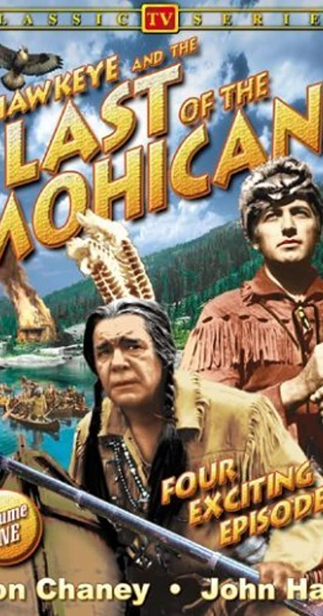 Hawkeye And The Last Of The Mohicans Tv Series 1957 Imdb