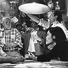 Tia Carrere and Jon Lovitz in High School High (1996)
