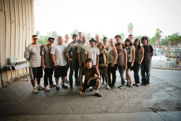 """Cast + Crew of Ross Ching's """"3 Minutes"""""""