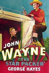 John Wayne and Verna Hillie in The Star Packer (1934)