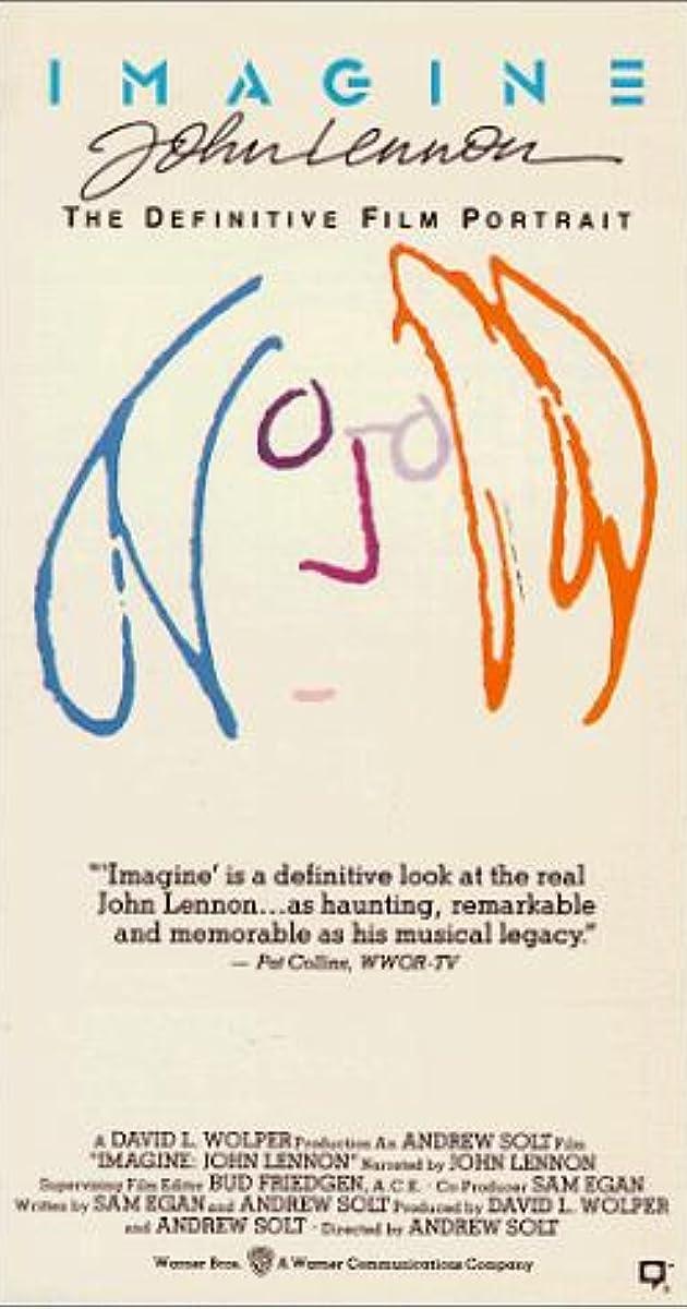 Subtitle of Imagine: John Lennon