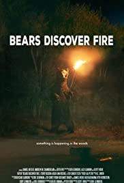Bears Discover Fire Poster