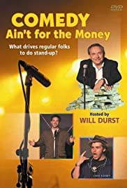 Comedy Ain't for the Money Poster