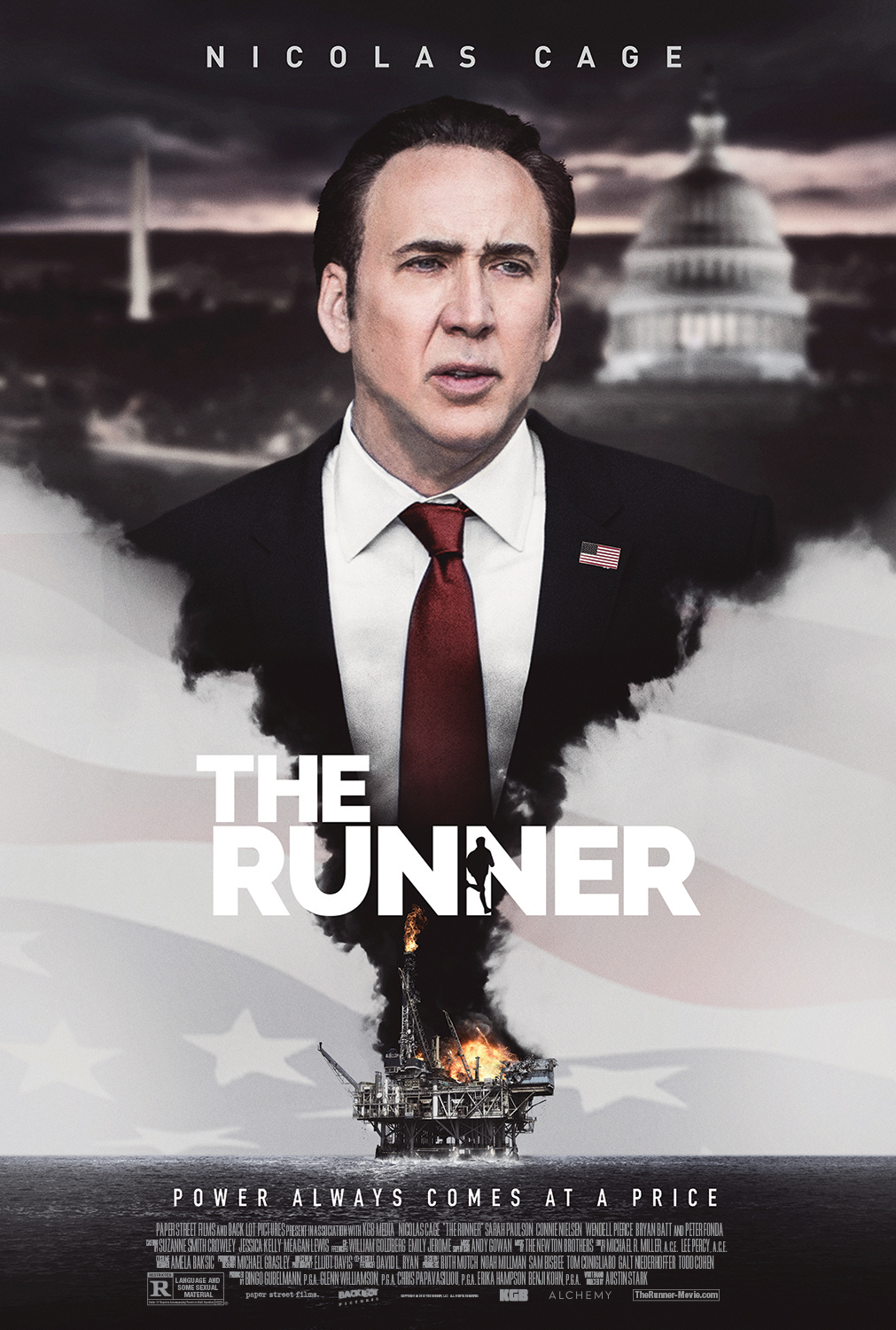 Nicolas Cage in The Runner (2015)