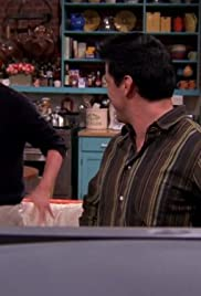 The One with Ross's Inappropriate Song Poster