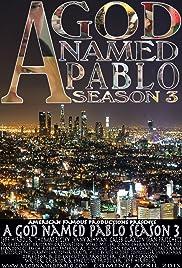 A God Named Pablo Poster