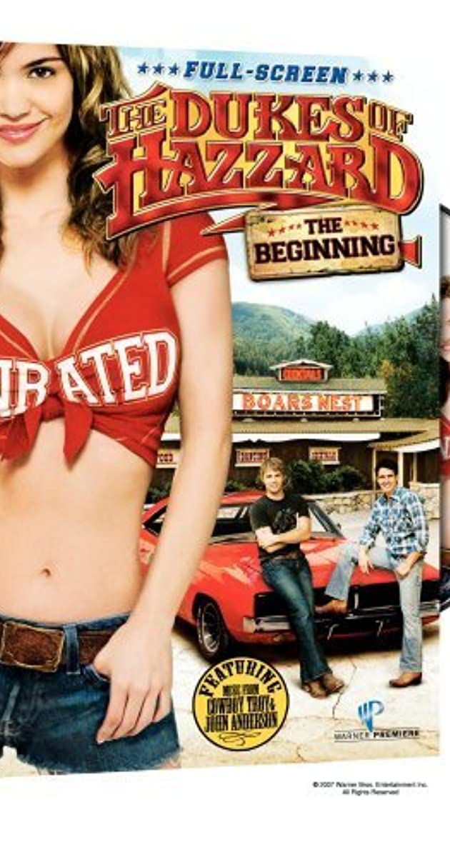 Dukes of hazzard unrated nude scene useful piece