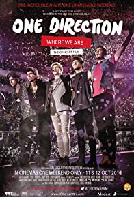 Primary photo for One Direction: Where We Are - The Concert Film