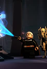 Lego Star Wars: The Yoda Chronicles - The Dark Side Rises Poster