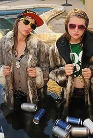 Charlotte Newhouse and Jillian Bell in Idiotsitter (2014)