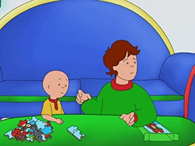 Top sites to download full movies Caillou's Play Time \u0026 Other Stories: Caillou in the Garden [iPad]