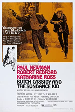 Butch Cassidy and the Sundance Kid Affiche de film