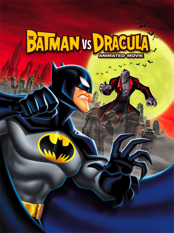 The Batman Vs Dracula Video 2005 Imdb